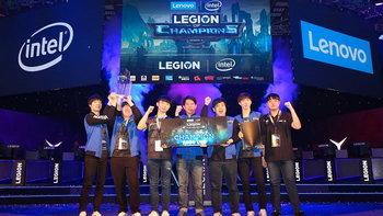 โสมเข้าวิน! Awe Star คว้าแชมป์ Legion of Champions III ไทยได้ที่ 3