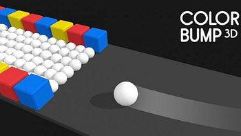 รีวิว Color Bump 3D เกมส์มือถือสุดฮิตอันดับ 1 ของอเมริกา