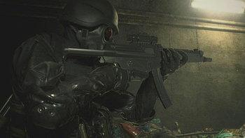 สองตัวละครลับ กลับมาอีกครั้งใน Resident Evil 2 remake