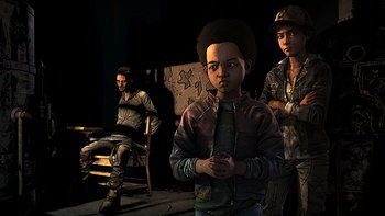 The Walking Dead The Final Season เผยวันปล่อย Episode 4