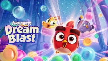 Review: Angry Birds Dream Blast เมื่อเหล่านกหัวร้อนรับจ็อบใหม่ เรียงฟองสบู่