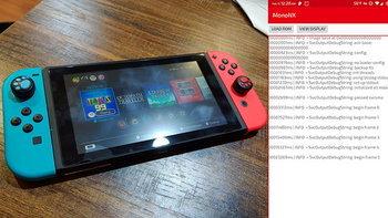 เผยความคืบหน้า Nintendo Switch Emulator ที่ปัจจุบันยังแสดงผลแค่ ตัวหนังสือ