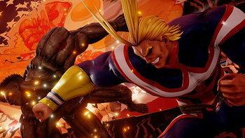 All Might ร่วมศึก Bandai Namco ตัวละคร DLC ใหม่ จาก Jump Force