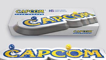 Capcom เอามั่ง! ทำเครื่องเล่นเกมเก่าออกมาขาย