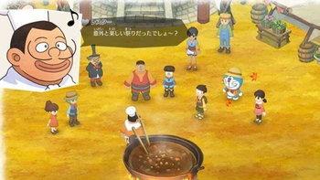 Bandai Namco ส่งเกม Doraemon Story of Seasons ลง Steam มีภาษาอังกฤษให้เล่นแน่