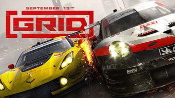 เปิดตัว GRID เกมรถแข่งภาคใหม่ และแจกฟรี! GRID 2 ใน Steam