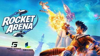 Nexon America จับมือ Final Strike Games เปิดตัวเกมใหม่ Rocket Arena