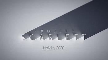 Xbox รุ่นใหม่ Project Scarlett กำหนดพร้อมขายปลายปี 2020
