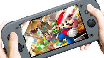 หลุด! โฉมหน้าเครื่อง Switch Mini รุ่นใหม่จากนินเทนโด