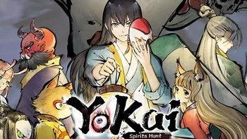 Yokai: Spirits Hunt ตำนานโลกปีศาจครั้งใหม่ของมือถือ