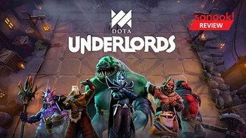 รีวิว DOTA Underlords เกม Auto Chess ที่ Valve ทำเอง สวยงามแบบต้นฉบับ
