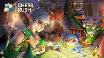 Chess Rush Wiki ข้อมูลตัวละครฮีโร่ทั้งหมด
