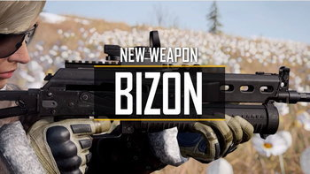 PUBG Mobile เจาะลึก PP-19 Bizon ปืนแปลกตาที่โหดจนแปลกใจ