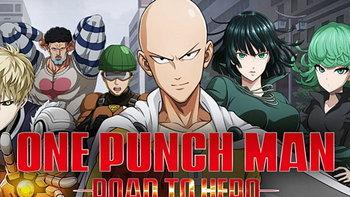 One Punch Man: Road to Hero ไซตามะมือถือเวอร์ชั่นอังกฤษมาแล้ว
