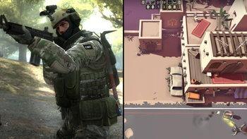แฟนเกมสร้าง Mod CSGO รูปแบบใหม่บน Dota 2 ปล่อยให้โหลดไปเล่นได้ฟรี