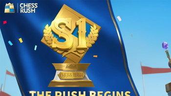 Chess Rush - รีวิวอัปเดต ซีซั้น 1 มีอะไรใหม่เพียบ ห้ามพลาด