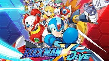 Rockman X DiVE ตัวอย่างใหม่เกมร็อคแมนมือถือ จากช่วง CBT