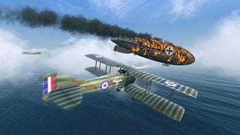 รีวิว Warplanes WW1 Sky Aces ศึกเวหาสงครามโลก เกมฟรีน่าลองใน Steam