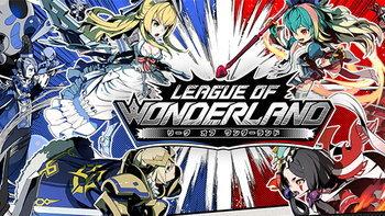 รีวิว League of Wonderland เกมส์วางแผนต่อสู้แฟนตาซี ที่จบได้ในสองนาที!
