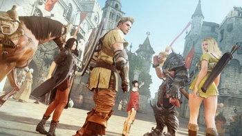 5 เกมมือถือแนว MMORPG คุณภาพขั้นเทพ