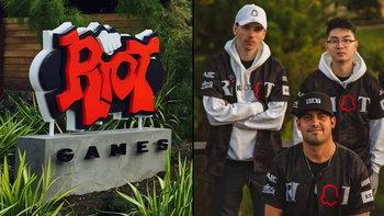 โดนฟ้อง บริษัทเกม Riot ผู้สร้างเกม LoL ยื่นฟ้องทีมชื่อ Riot ใน CSGO