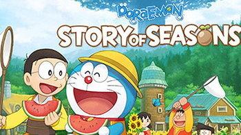 รีวิว Doraemon Story of Seasons นิทานบ้านไร่แบบยุคศตวรรษที่ 22