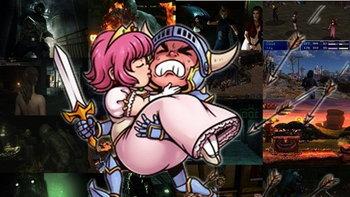 10 ตัวละครโชคร้ายในวีดีโอเกมที่ดันไปอยู่ถูกที่ถูกเวลา