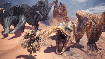Capcom ประกาศ Monster Hunter World ทำยอดขายไปมากกว่า 14 ล้านชุด