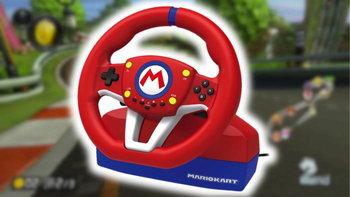 Nintendo Switch เปิดตัวอุปกรณ์สำหรับเล่นเกมขับรถครบเซ็ต PC ก็ใช้ได้!