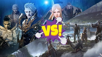 Victory For Vs Lineage 2 Mobile อันไหนน่าเล่นกว่ากัน