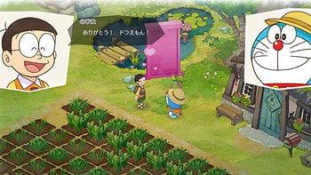 Doraemon Story of Seasons ชาวเมืองเกมนี้เขาชอบอะไรบ้างนะ