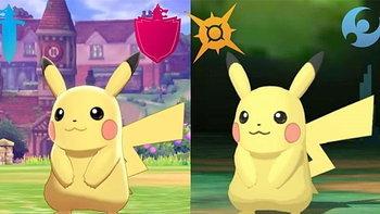 หลักฐานชัดเจน! แฟนๆจับได้ Pokémon Sword & Shield ใช้โมเดลตัวเก่า