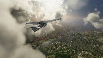 เตรียมบินไปดูบ้านเพื่อน! Microsoft Flight Simulator ปล่อยตัวอย่าง Gameplay แรก