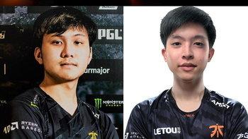 สู้กันต่อในสายล่าง! สองคนไทยทีม DOTA 2 Fnatic ตกไปเล่นอยู่สายล่างใน MDL Major