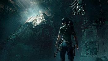หลุดภาพสกรีนชอตชุดแรกเกม Shadow of the Tomb Raider