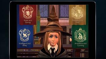 Harry Potter: Hogwarts Mystery เข้าเรียนฮอกวอตส์ อยู่บ้านไหนดี