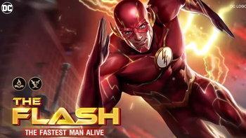"""รีวิว """"The Flash"""" ฮีโร่ที่เร็วที่สุดใน ROV"""