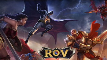 RoV Road to Asian Games 2018 มารู้จักกับ RoV ในการแข่ง eSports