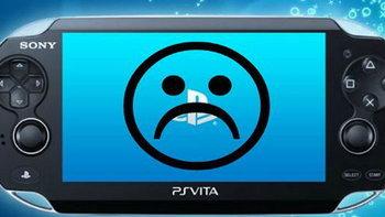 Sony ประกาศเตรียมเลิกผลิตตลับเกม PSvita แล้ว