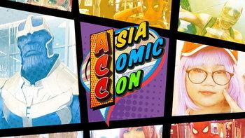 รวมมิตรคอสเพลย์คับคั่ง จากงาน Asia Comic Con 2018