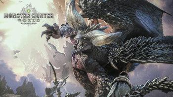 สิ้นสุดการรอคอย  Monster Hunter World เตรียมลงพีซี 9 สิงหาคมนี้