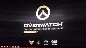 4 สโมสรใหญ่ร่วมจัดทัวร์ฯอีสปอร์ต Overwatch เฟ้นหาโปรหน้าใหม่ชิงเงินรวม 4 หมื่น