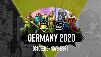 รู้ทีมเข้ารอบ Playoffs แล้ว! สรุปผลการแข่งล่าสุด DOTA 2 ESL One Germany 2020