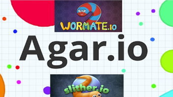 รู้หรือไม่ เกมงู เกมหนอน Slither.io หรือ Wormate.io มีต้นกำเนิดมาจากเกม Agar.io
