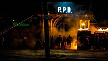 ภาพยนตร์ Resident Evil Reboot ปิดกล้องแล้ว เตรียมฉายกันยายนนี้