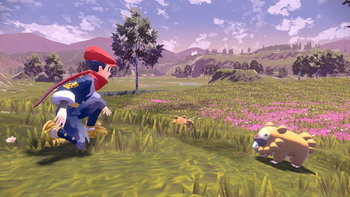 Pokemon Legends: Arceus ประกาศเปิดตัวสำหรับ Nintendo Switch