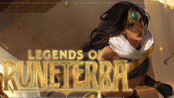 Legends of Runeterra เปิดเผยอีกหนึ่งแชมป์เปี้ยนใหม่ Sivir