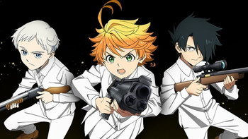 The Promised Neverland: Escape From Hunting Garden เปิดให้ลงทะเบียน