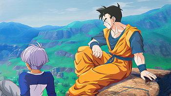 Dragon Ball Z Kakarot ประกาศ DLC เนื้อเรื่องใหม่ Trunks: The Warrior of Hope