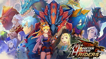 Capcom ประกาศ Monster Hunter Riders เกมล่าแย้ตัวใหม่ลงมือถือ